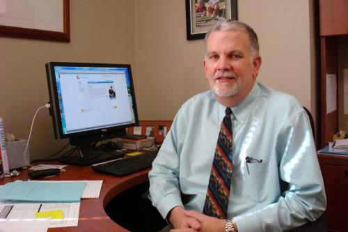 Dr. Mike Raney, Academic Advisor